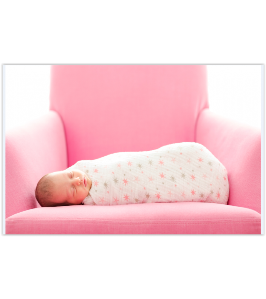 Stardust- Classic swaddle